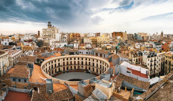 Валенсия — красивейший город Испании