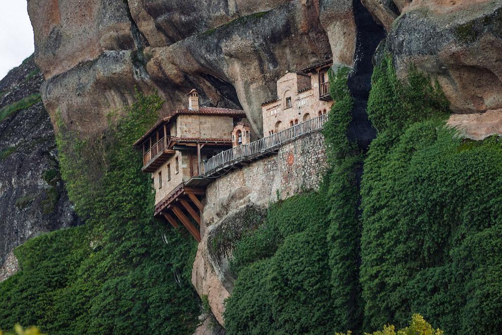 Маленький монастырь Ипапанти