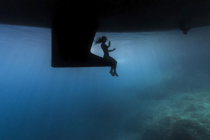 Место под лодкой, Хорватия