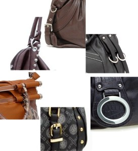 Handbag details that provide that everyday style.