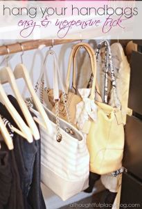Capture - Ideas to Hang Your Bags