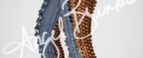 Sinister Blue Jeans