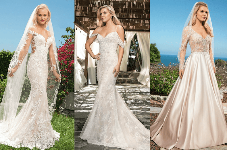 Stunning Wedding Dresses With Sleeves
