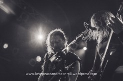AbysmalDawn @ DTA Tour @ K 17 with Steffen Kummerer from Obscura
