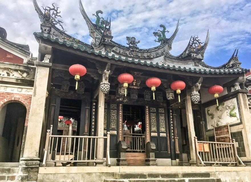 澎湖(ポンフー)を守る「天后宮」は台湾最古の媽祖廟