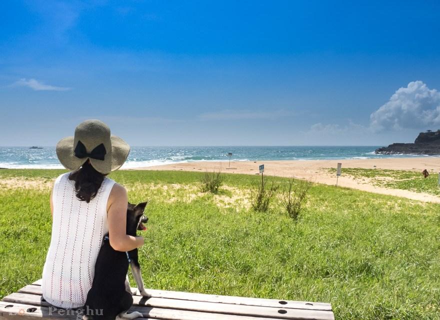 ヨーロピアンにも人気の「山水ビーチ」