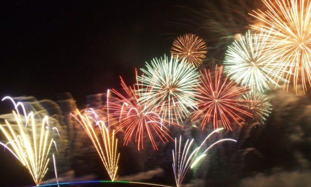 2017年8〜9月の澎湖(ポンフー)の花火大会等のイベントについて