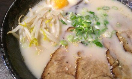 澎湖(ポンフー)で博多とんこつラーメンを食べるなら「山禾堂」