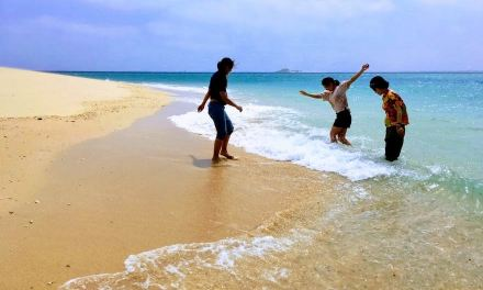 澎湖(ポンフー)の海の正しい楽しみ方
