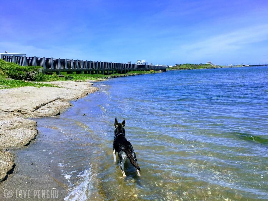 澎湖(ポンフー)には美しい海がたくさん