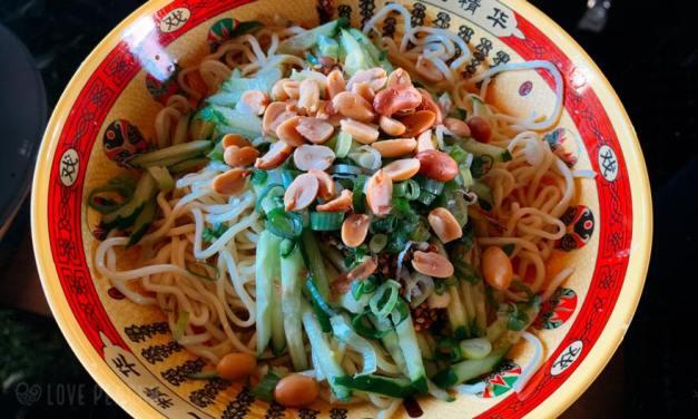 辛い!美味い!止まらない!澎湖(ポンフー)の四川料理レストラン「兩個番茄農場」