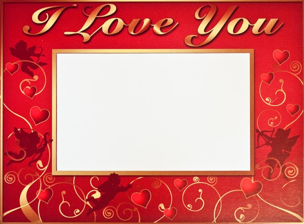I Love U Photo Frames | Wallsmiga.co