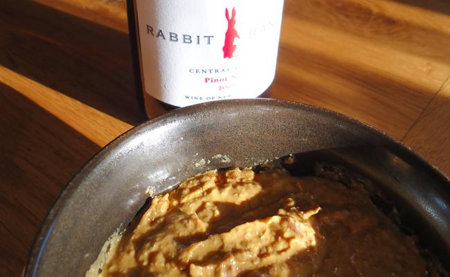 bessara with rabbit ranch pinot