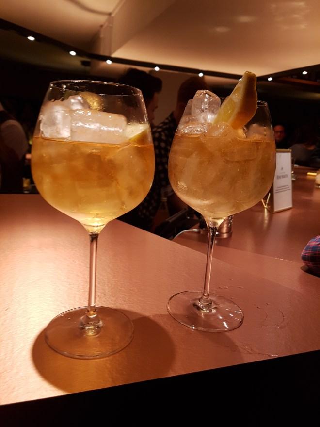 Remy drinks
