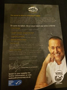 Whole Foods Skrei Micheal Roux Skrei