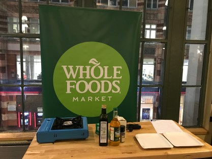 Whole Foods event