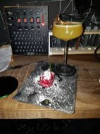 Bletchley cocktail and enigma