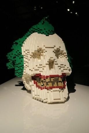DC Legends skull of joker