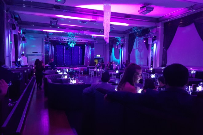 London Cabaret Club: James Bond venue