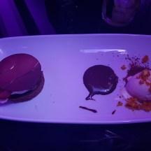 London Cabaret Club: James Bond - dessert