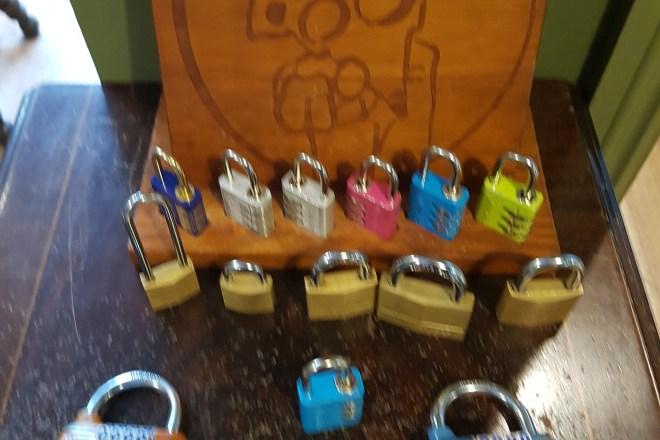 clueQuest locks PLAN52