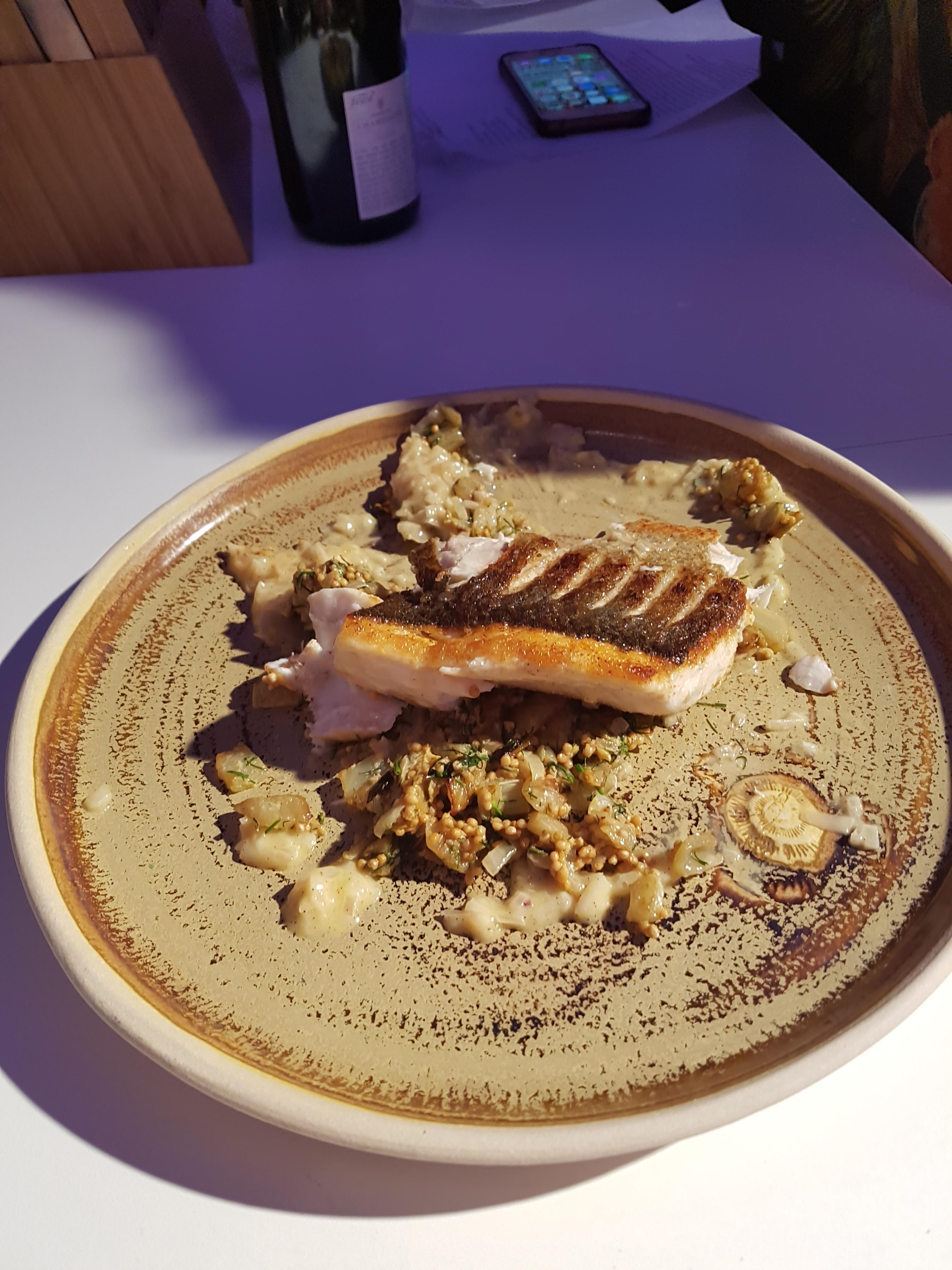 Taste of London fish