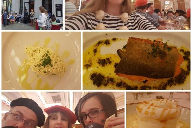 Brasserie Zedel collage