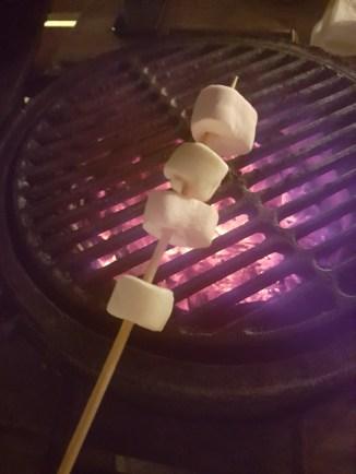 Jimmy Garcia BBQ Club marshmallows