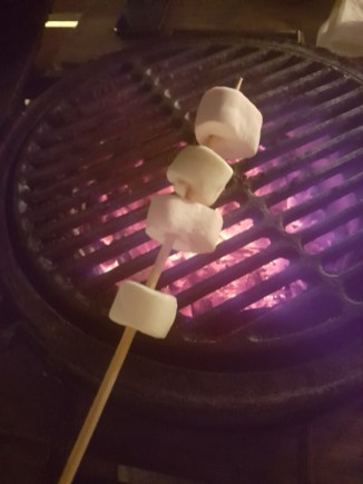 Jimmy Garcia BBQ Club marshmallows