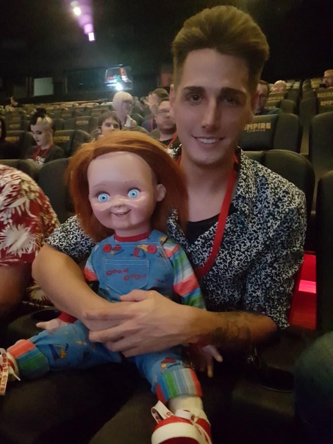 FrightFest Cult of Chucky screening - Chucky