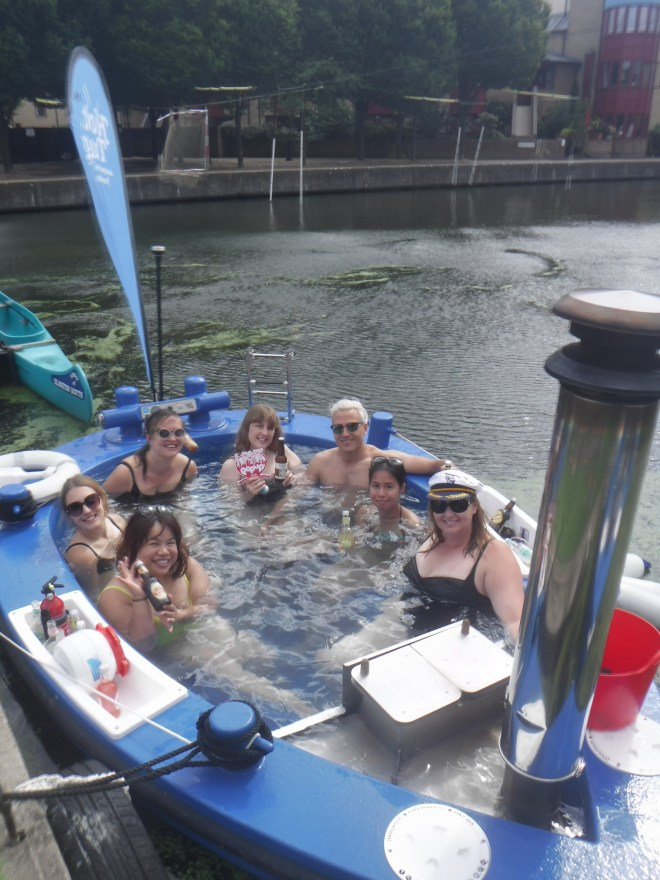 HotTug UK us bloggers and reviewers