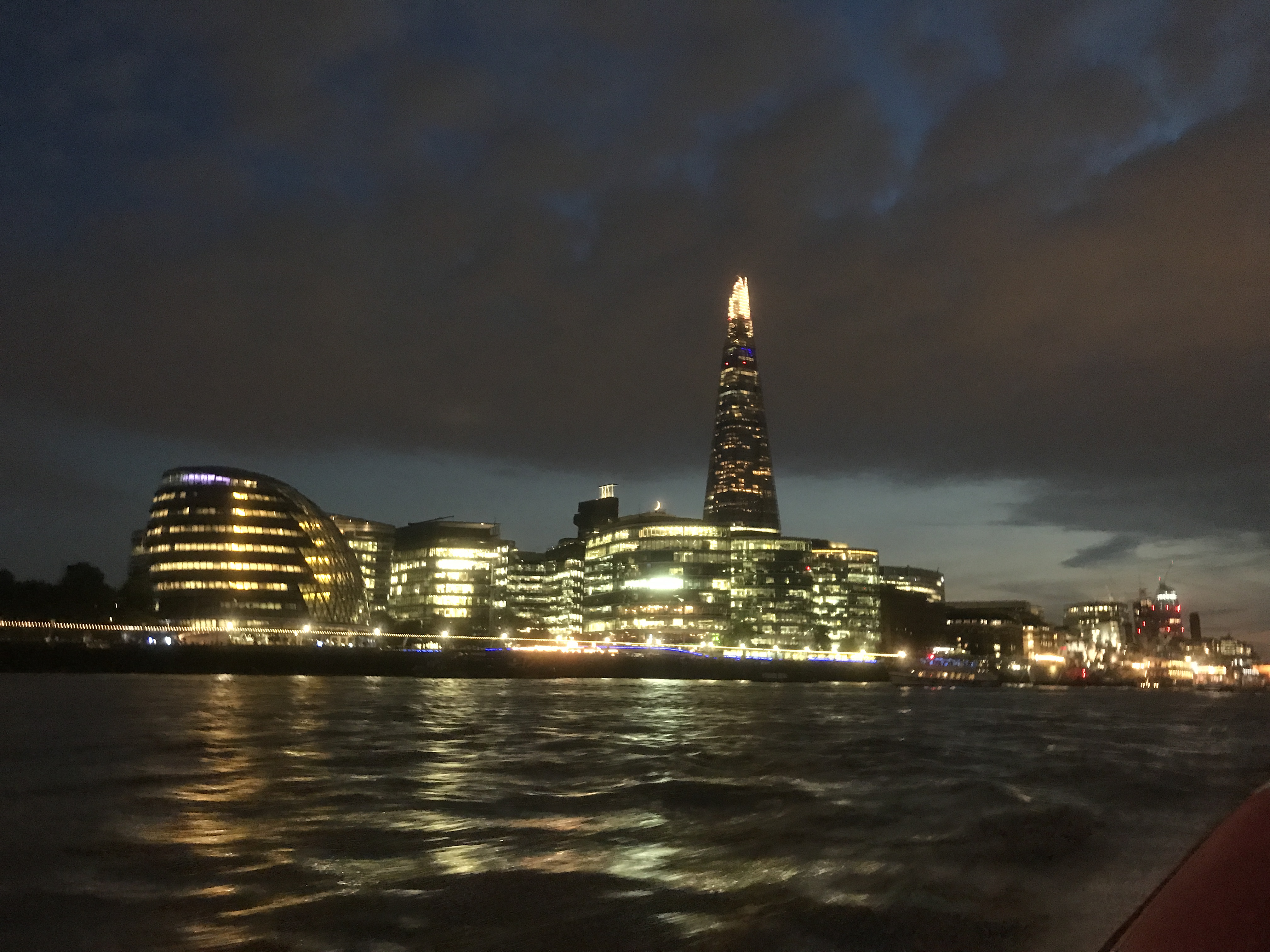 Thames Rocket view