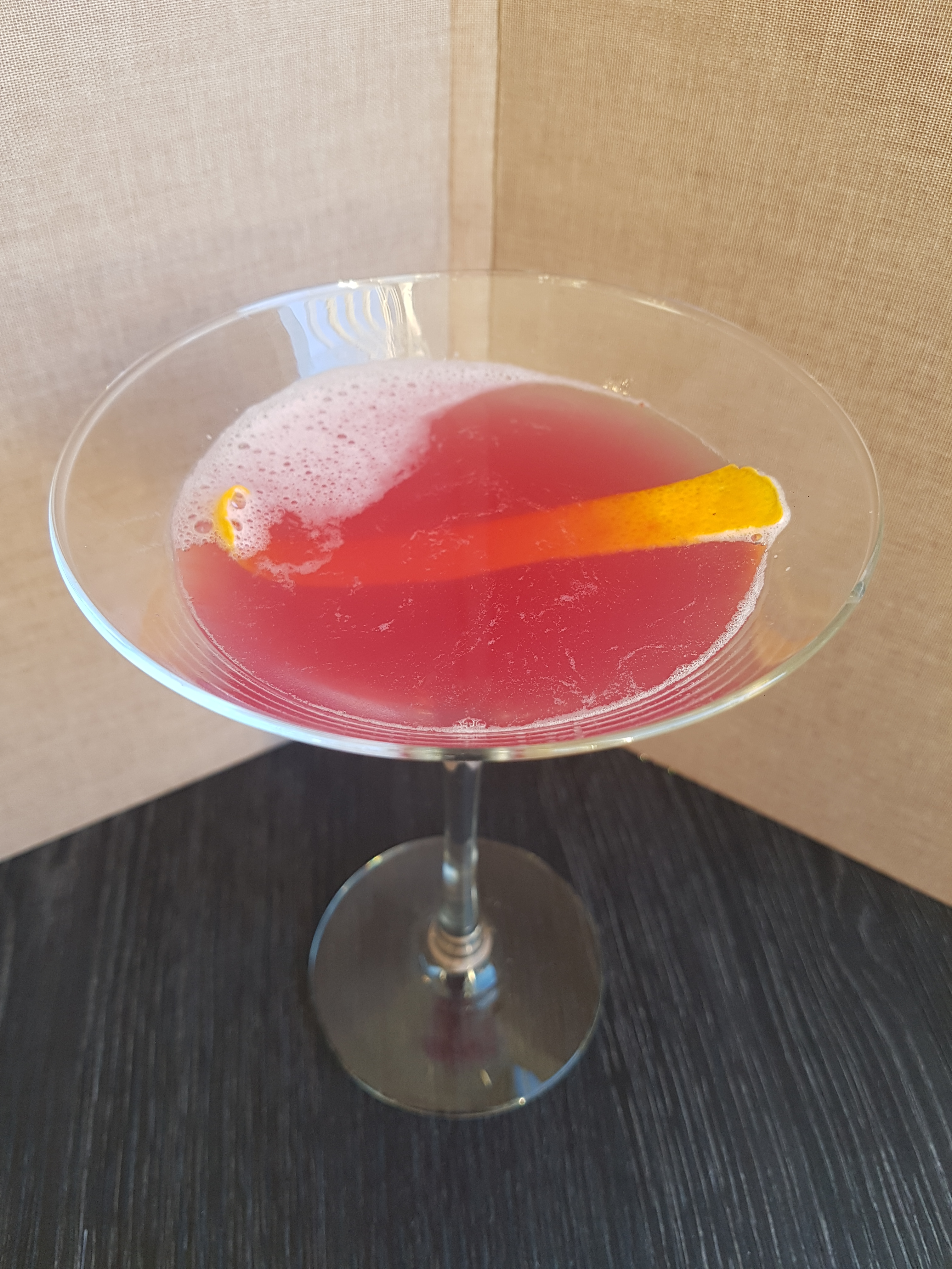 Taste Film - Sex in the City - cocktail cosmpolitan