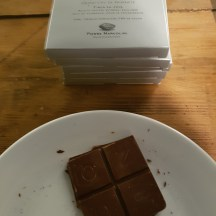 Pierre Marcolini Winter Showcase chocolate