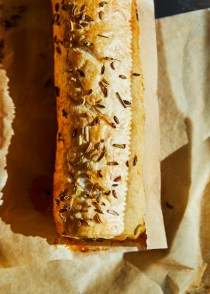 Paul Hollywood Bakery & Coffee sausage roll