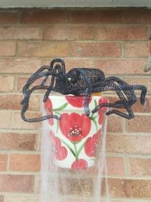 My Halloween spider