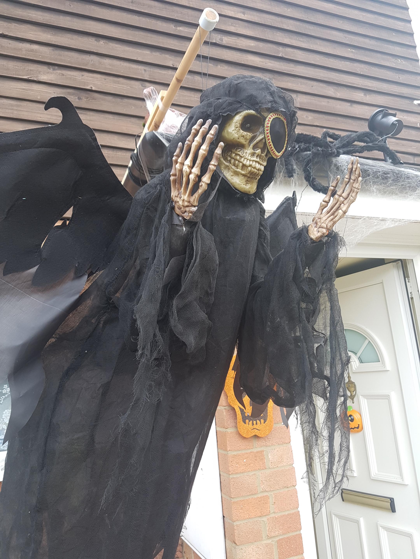 My Halloween grimreaper