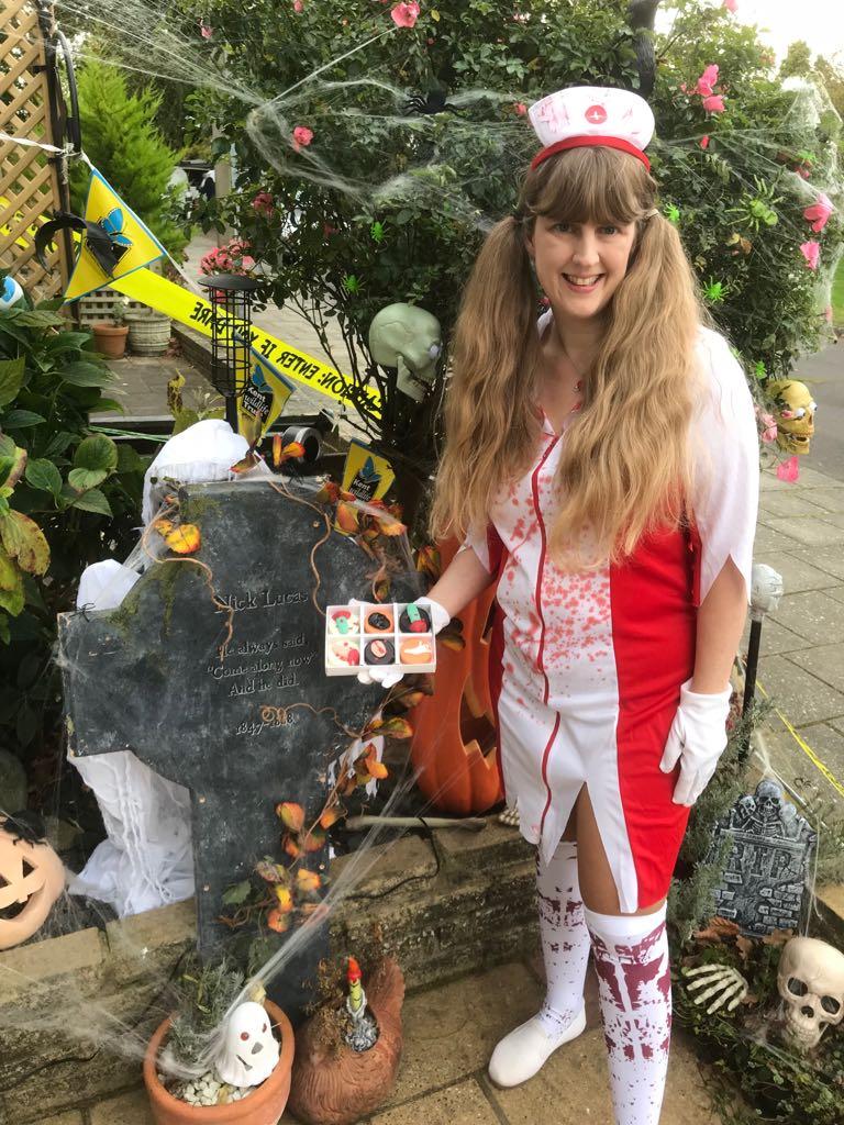 My Halloween and La di da Sweets