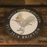 South Pole Saloon Fancy Funkin Chicken
