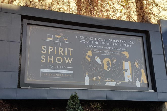 The Spirit Show poster
