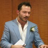 The Wedding Reception bestman speech