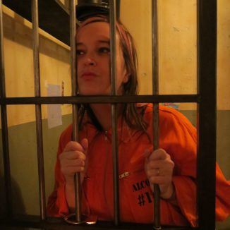 Alcotraz Gemma at bars