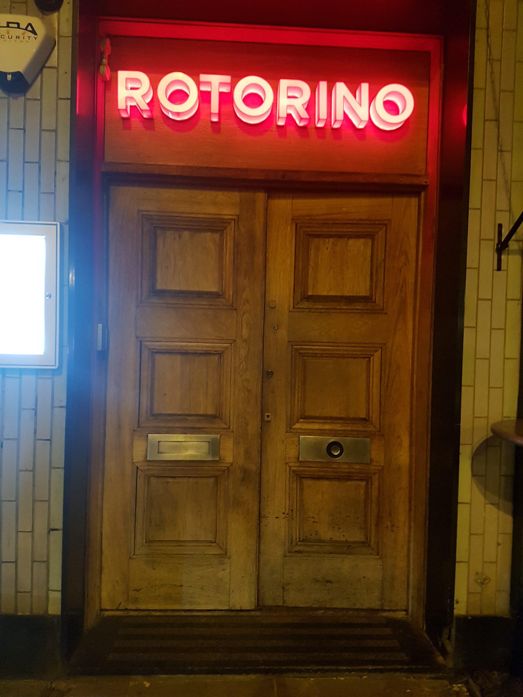 Rotorino door