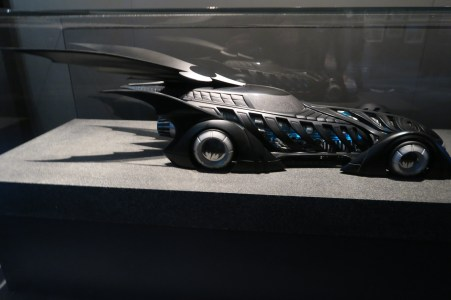 DC Exhibition Bat Car