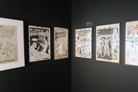 DC Exhibition DC Legends