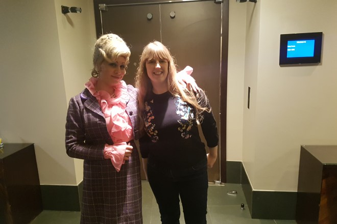 Faulty Towers Sybil and me