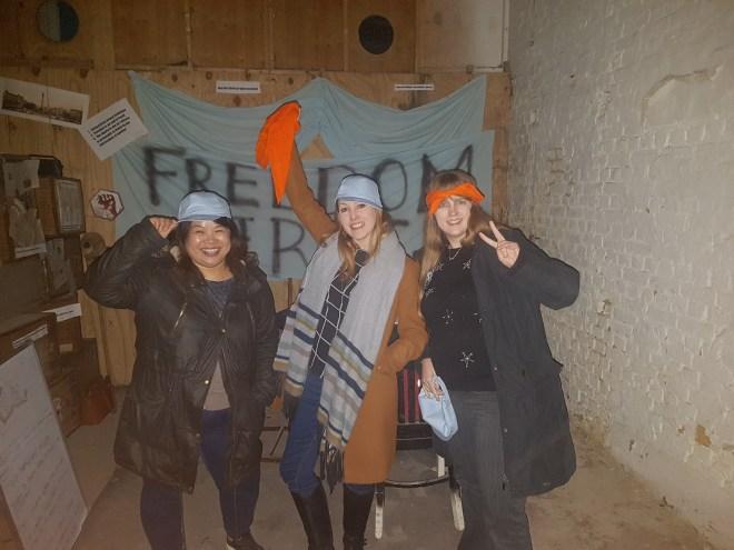 Exit Productions: Revolution us