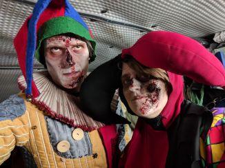 London Tombs - Clowns
