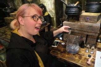 The Cauldron Laura