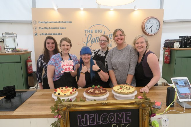 The Big London Bake us